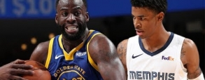 Memphis Grizzlies - Golden State Warriors