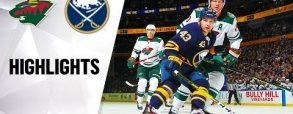 Buffalo Sabres 4:4 Minnesota Wild