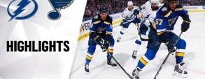 St.Louis Blues 2:4 Tampa Bay Lightning