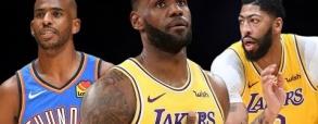 Los Angeles Lakers - Oklahoma City Thunder
