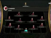 River Plate 1:2 Flamengo