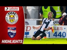 St. Mirren 2:1 Ross County
