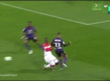 Toulouse 1:2 AS Monaco