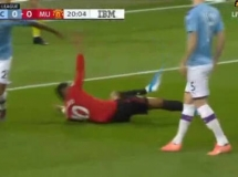 Manchester City 1:2 Manchester United