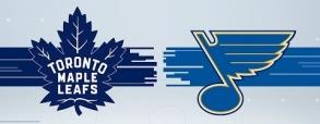 St.Louis Blues 3:5 Toronto Maple Leafs
