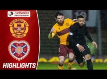 Motherwell 1:0 Hearts