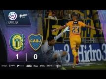 Rosario Central 1:0 Boca Juniors
