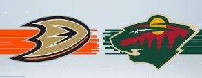 Minnesota Wild 2:2 Anaheim Ducks