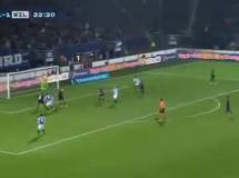 Heerenveen 1:2 Willem II