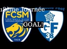 Sochaux 1:1 Grenoble