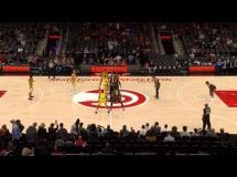 Atlanta Hawks 100:110 Indiana Pacers