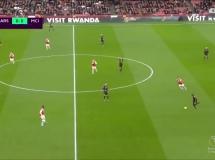 Arsenal Londyn 0:3 Manchester City