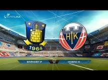 Brondby IF 1:1 Hobro