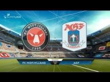 Midtjylland 1:3 Aarhus
