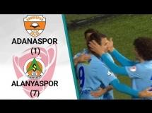 Adanaspor 1:7 Alanyaspor