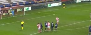 Reims 1:0 Montpellier