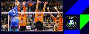 Kuzbass Kemerowo 3:2 Berlin Recycling Volleys
