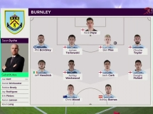 AFC Bournemouth 0:1 Burnley