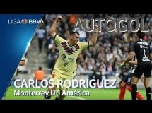 Monterrey 2:1 America