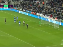 Newcastle United 0:3 Leicester City