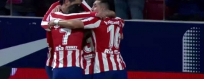 Atletico Madryt 2:1 Levante UD
