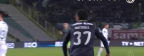 Vitoria Setubal 1:3 Sporting Lizbona