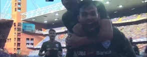 Sampdoria 5:1 Brescia