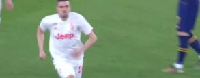 AS Roma 1:2 Juventus Turyn
