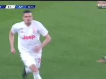 AS Roma 1:2 Juventus Turyn