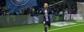 PSG 3:3 AS Monaco