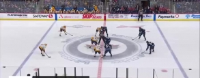 Winnipeg Jets 0:1 Nashville Predators