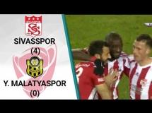 Sivasspor 4:0 Yeni Malatyaspor