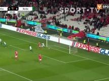Benfica Lizbona 3:2 Rio Ave