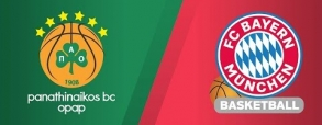 Panathinaikos 98:83 Bayern Monachium