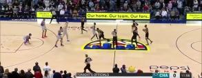 Denver Nuggets 100:86 Charlotte Hornets