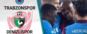 Trabzonspor 1:1 Denizlispor