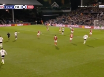Fulham 1:0 Middlesbrough