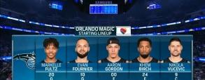 Golden State Warriors 109:95 Orlando Magic
