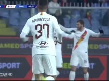 Genoa 1:3 AS Roma