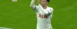 Tottenham Hotspur 2:1 Norwich City