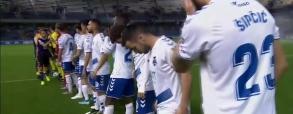 Tenerife 2:1 Real Valladolid