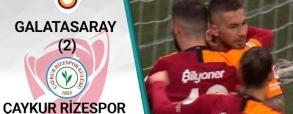 Galatasaray SK 2:1 Rizespor