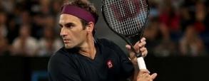 Roger Federer 3:0 John Millman