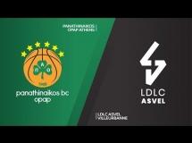 Panathinaikos 100:88 Lyon-Villeurbanne