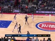 Detroit Pistons 112:125 Memphis Grizzlies
