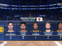 Golden State Warriors 98:109 Indiana Pacers