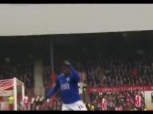 Brentford 0:1 Leicester City
