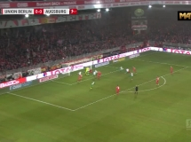 Union Berlin 2:0 Augsburg