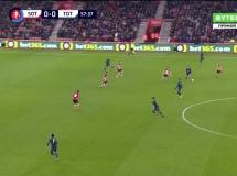 Southampton 1:1 Tottenham Hotspur