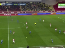 AS Monaco 1:3 Strasbourg